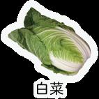 商品-野菜葉茎菜-白菜